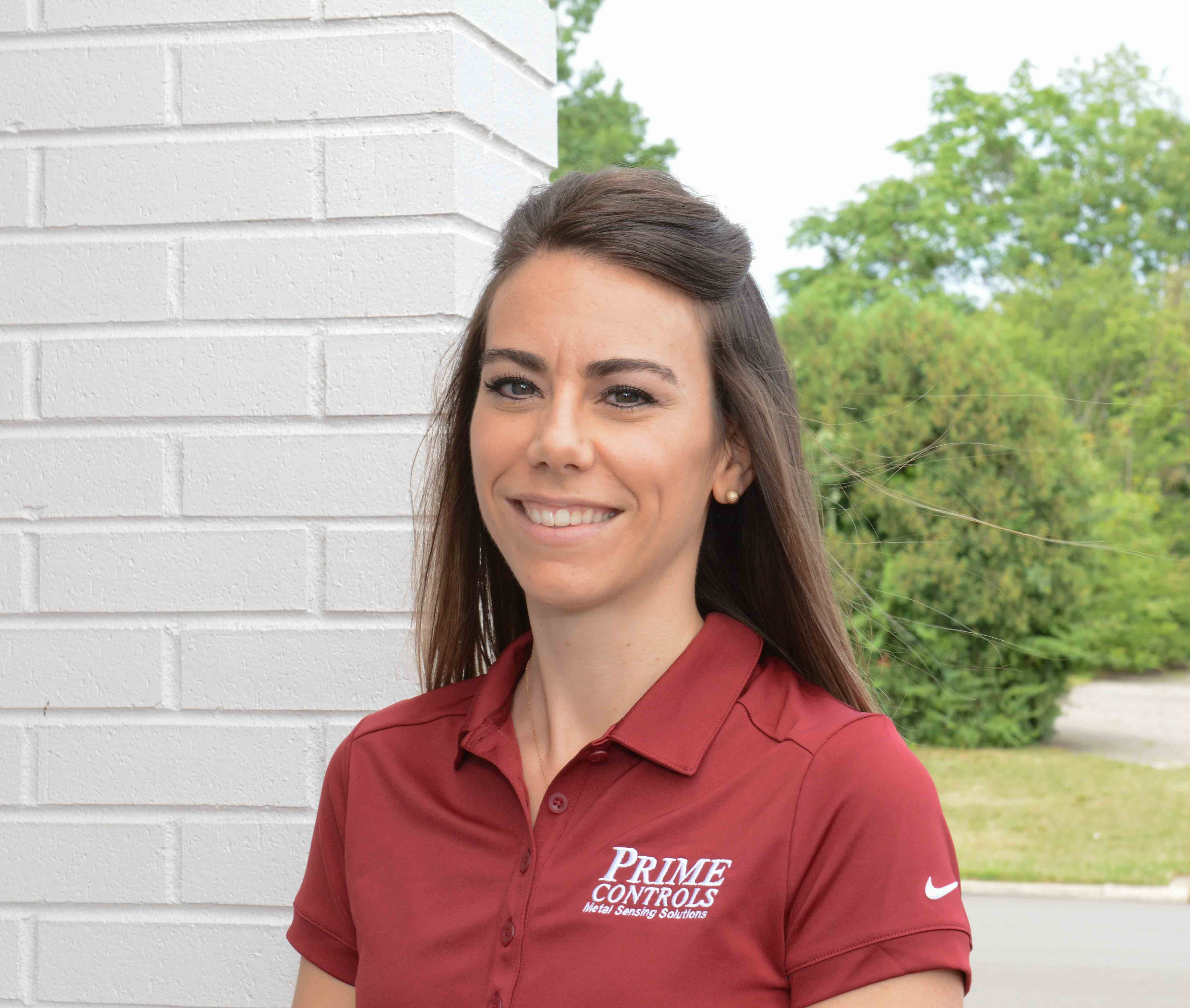 Prime Controls Staff Picture Brittany Loyd