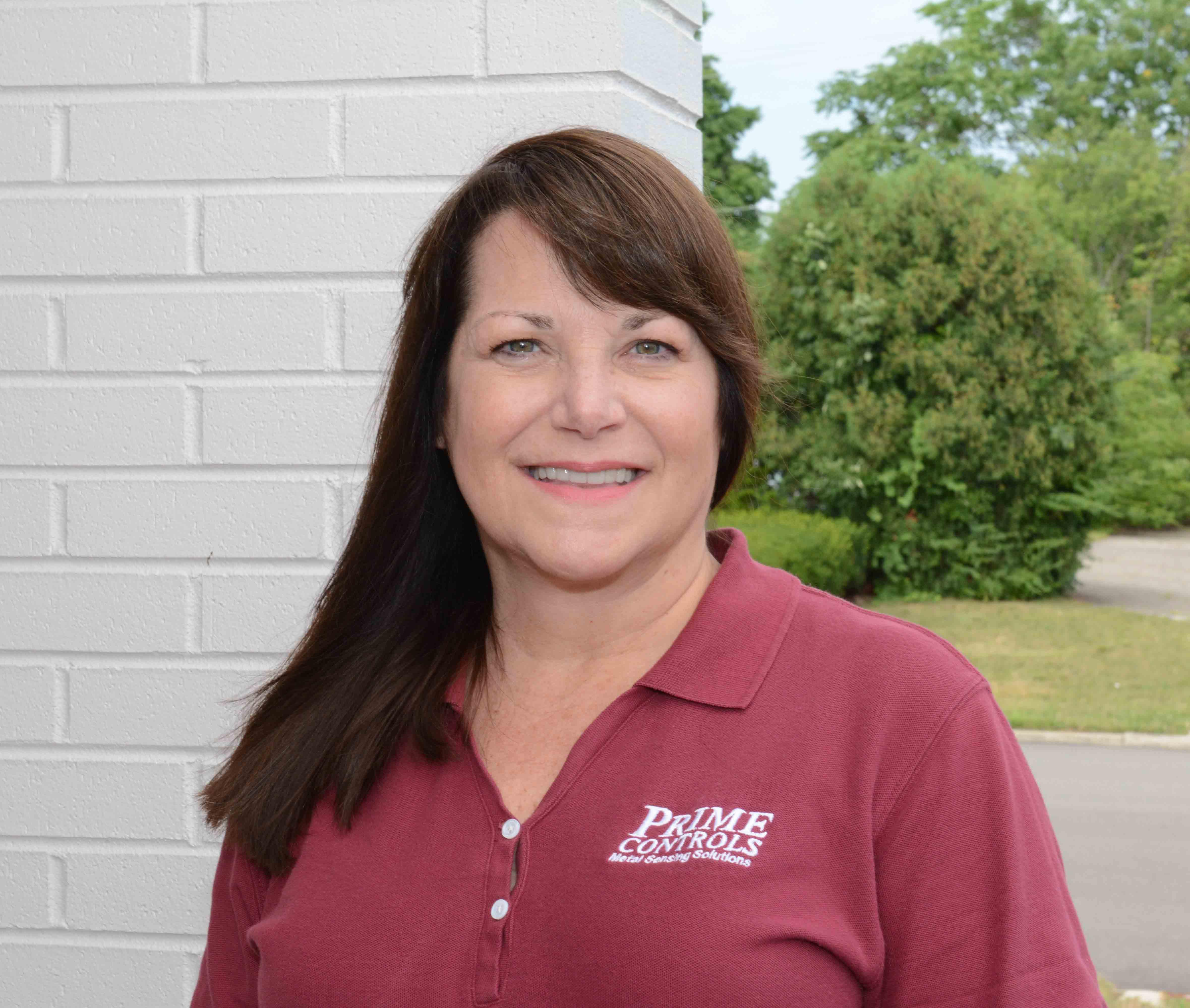 Prime Controls Staff Picture Jessica King