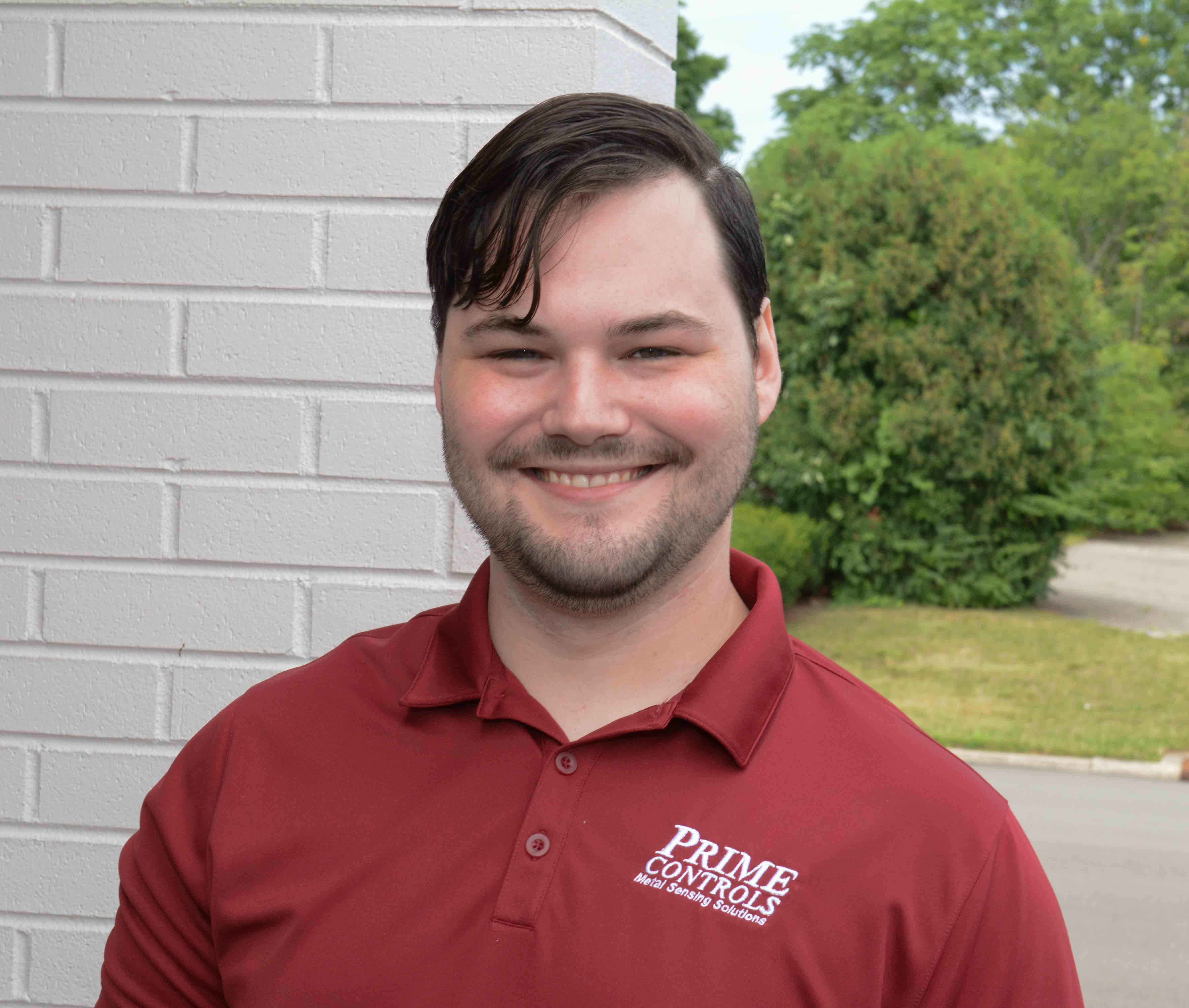 Prime Controls Employee Mike Miller