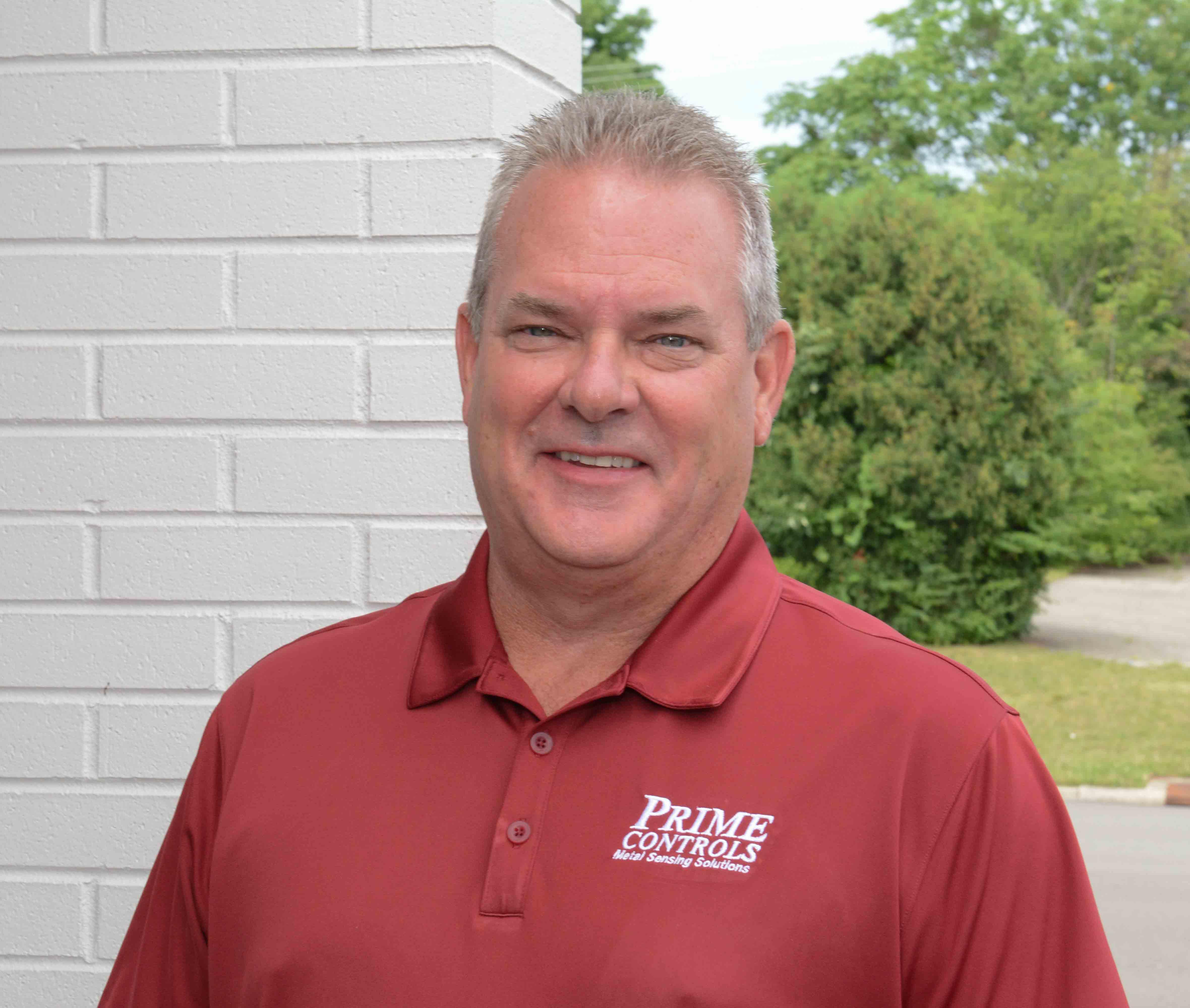 Prime Controls Staff Picture Brad  Weaver