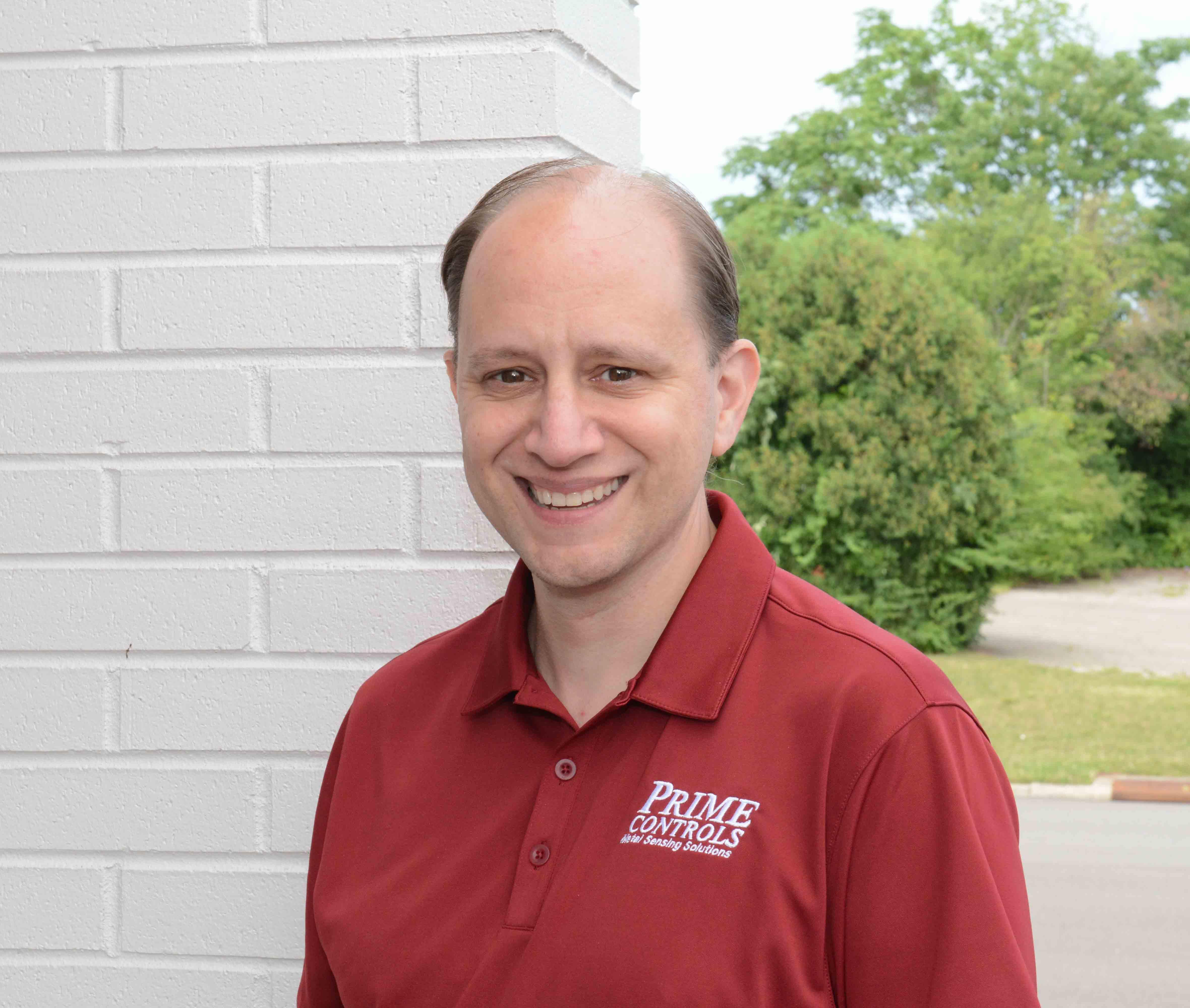 Prime Controls Staff Picture Mark Mohn