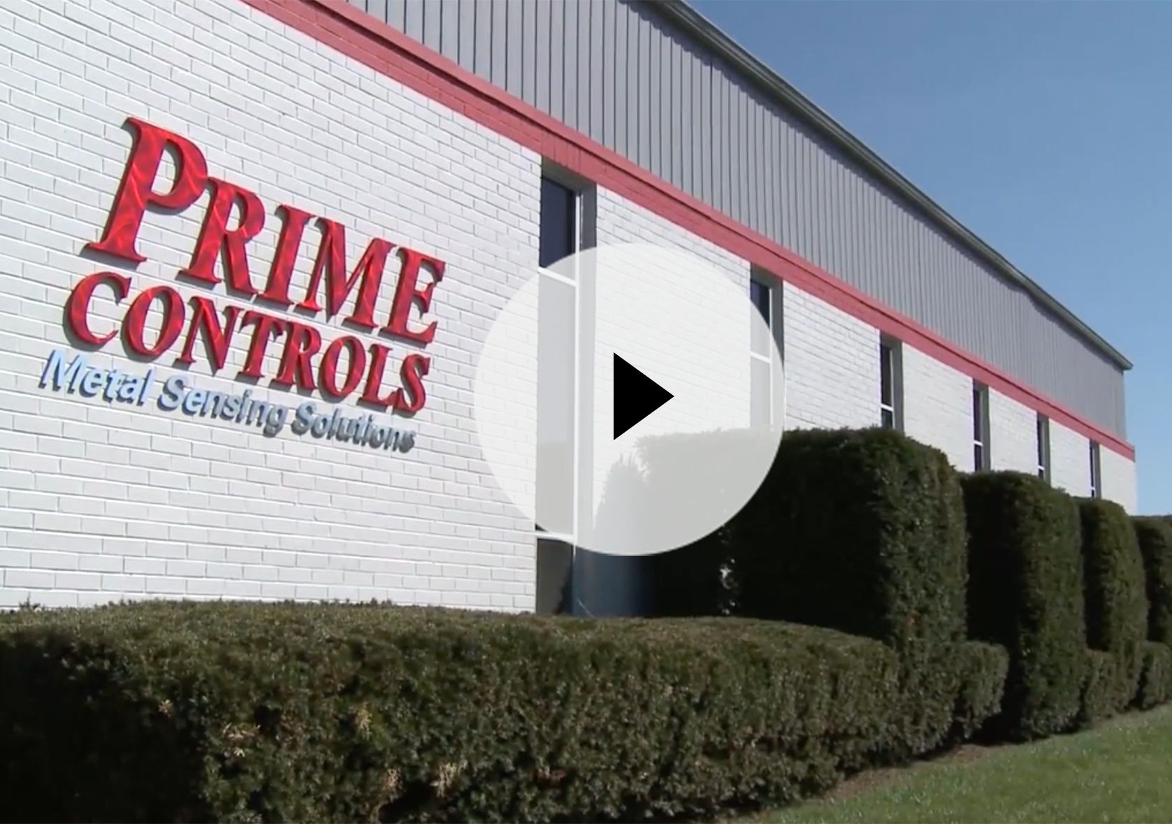 Prime Controls Company Video
