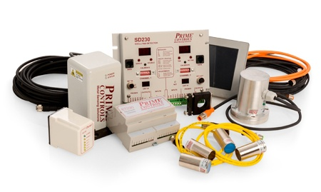 Prime Controls TriSense Product image